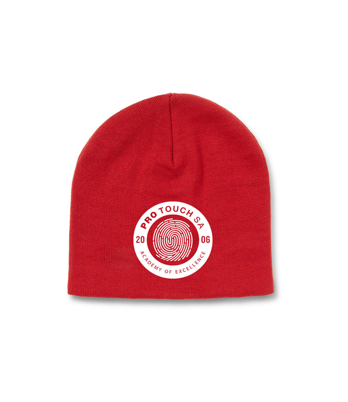 PTSA Red Beannie Hat