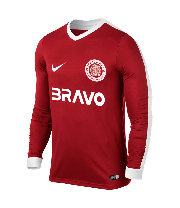 Red Match Shirt Home